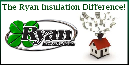ryan insulation difference